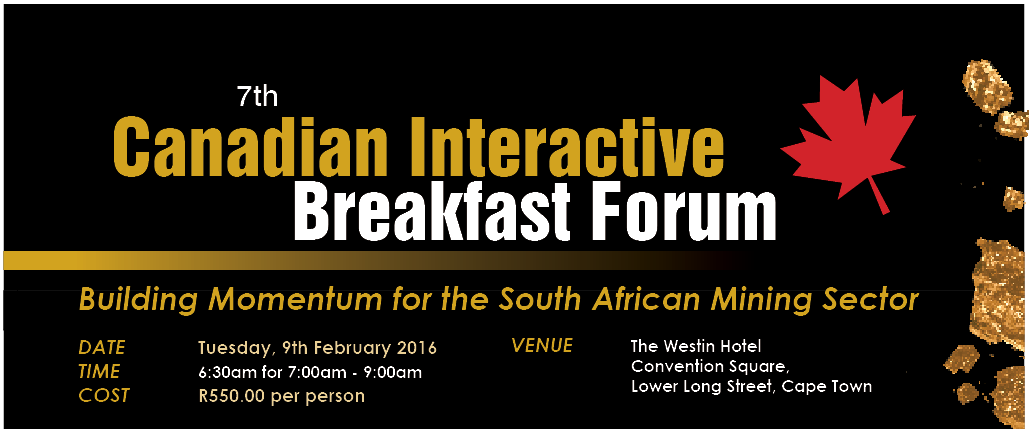 7th Canadian Interactive Breakfast Forum